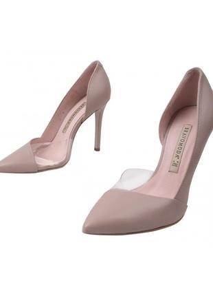 Туфли лодочки женские bravo moda, натуральная кожа