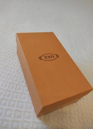 Оригінальна коробка , бренд тодс