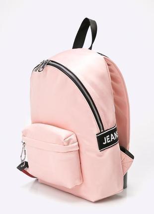 Розовый рюкзак tommy hilfiger6 фото