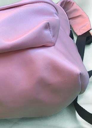 Розовый рюкзак tommy hilfiger5 фото