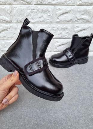Демисезонные ботинки / сапожки для девочки