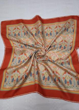 Шёлковый платок  liberty