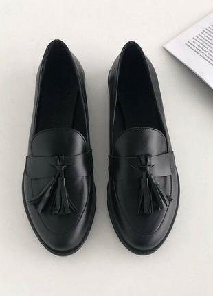 Топовая модель року - туфлі-лофери