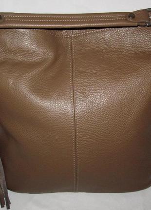 Сумки isabella rhea,италия,натуральная кожа ,раз 34х44х17 см