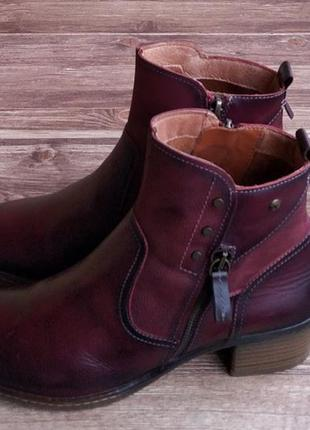 Ботинки pikolinos. размер 38.