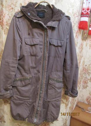 Куртка парка vero moda