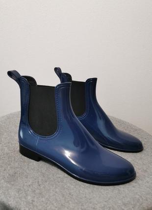 Резинові чоботи 38 розмір