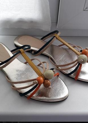 Сандали р.39(25см) шлепанцы  сандалі  шльопанці