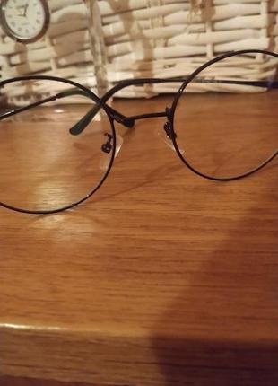 Новые имиджевые очки плюс для компьютера