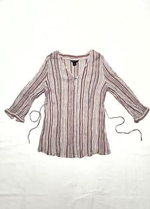 🔥жатая блузка блуза в индийском стиле бохо р l m