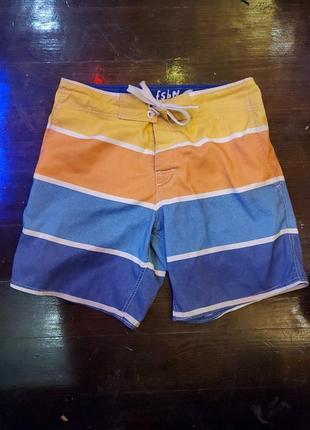 Мужские пляжные шорты.