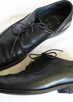 147. туфли мужские, дерби gallus австрия - 43 р.