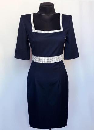 Суперцена. стильное платье, турция. новое, р-ры 42-56