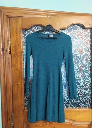 Трикотажне плаття від h&m