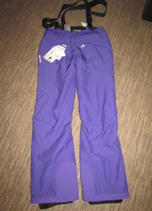Лыжные зимние брюки schoffel2 фото