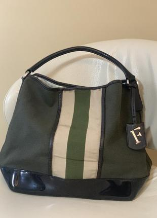 Брендовая сумка , стильная сумка furla