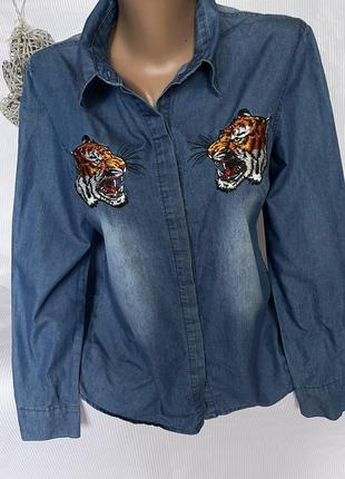 Крутая стильная рубашка франция