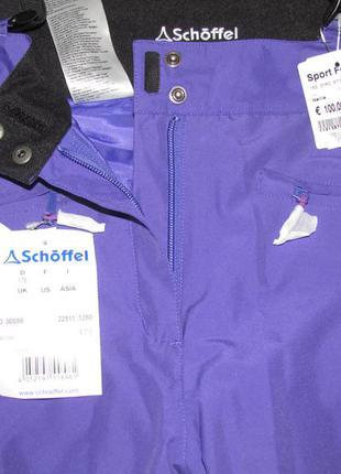 Лыжные зимние брюки schoffel4 фото
