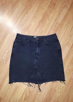 Нова джинсова спідниця юбка