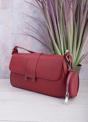 Женская сумка эко кожа1 фото