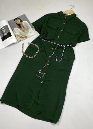 Платье рубашка primark