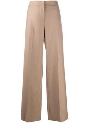 Объявлений›  женское›  женская одежда›  брюки›  штаны  широкие песочные штаны с высокой талией