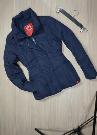 Приталенная куртка - пуховик