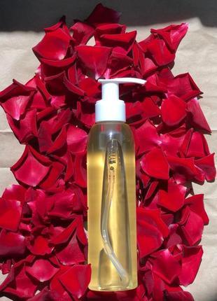 Гидрофильное масло для снятия макияжа ручной работы 