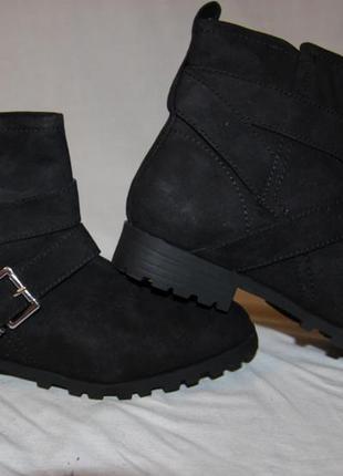 Ботинки h&m швеция новые 38 и 40