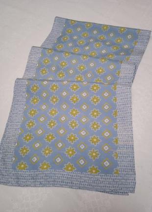 Chaloc💥нежный шёлковый шарф