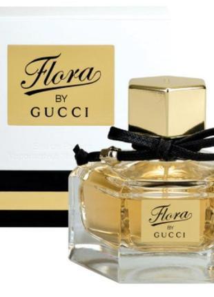Женская парфюмированная вода gucci flora by gucci eau de parfum, 75 мл