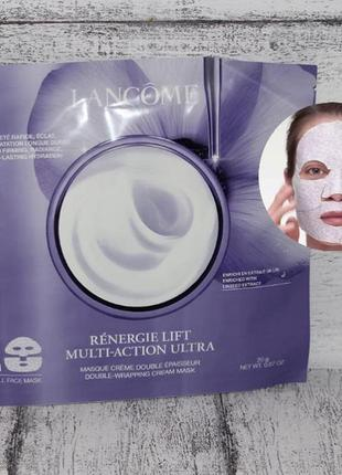 Lancome renergie mask лифтинг маска для лица оригинал