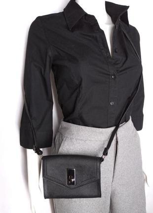 👛super sale -50%👛маленькая повседневная сумочка черного цвета от primark one size
