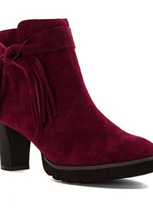 Ботильены sacha london натуральная кожа ботинки полусапоги демисезонные