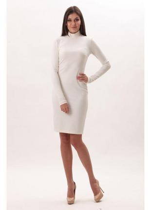 Очень теплое и красивое платье