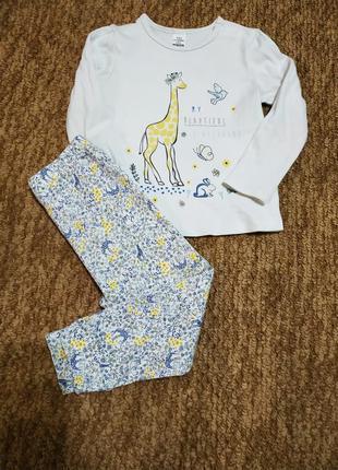 Пижама lc waikiki 18-24 месяца