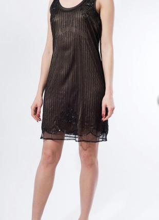 Вечернее платья в стиле бурлеск