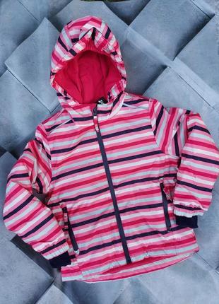 Термокуртка куртка лыжная зимняя непромокаемая