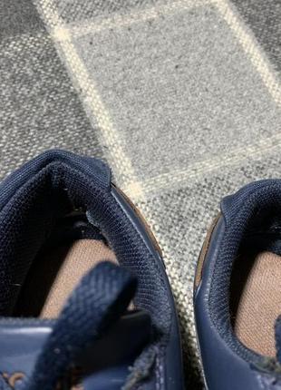Мужские кожаные туфли lacoste7 фото