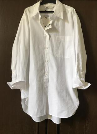 Zara. супер блуза !  супер модная рубашка р . ml / xl