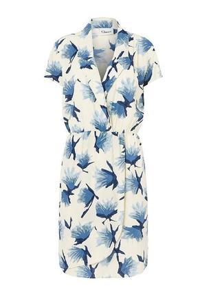 Платье ganni s, m, l, xl сукня плаття платье на запах