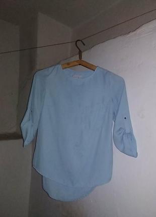 Стильная блузка рубашка
