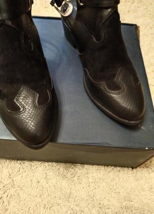 Ботильоны ,ботинки женские atmosphere 39