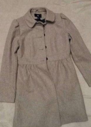 Жіноче пальто h&m