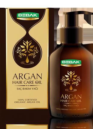 Масло для волос с маслом арганы, 100 мл