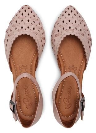 Туфли ,босоножки кожаные