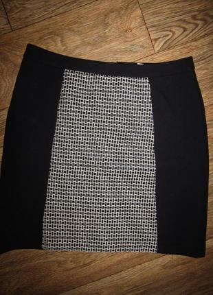 Красивая юбка р-р л-12 бренд esprit