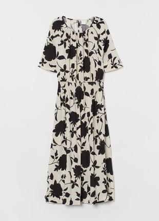 Новое платье h&m. размер м-l
