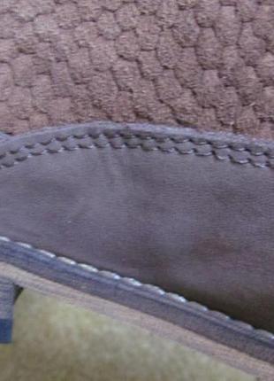 Туфли оксфорды dune р.42. оригинал8 фото