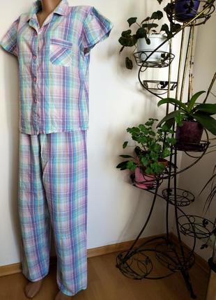 Котоновая пижама